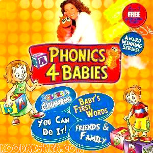( Phonics 4 Babies (Babys First Words
