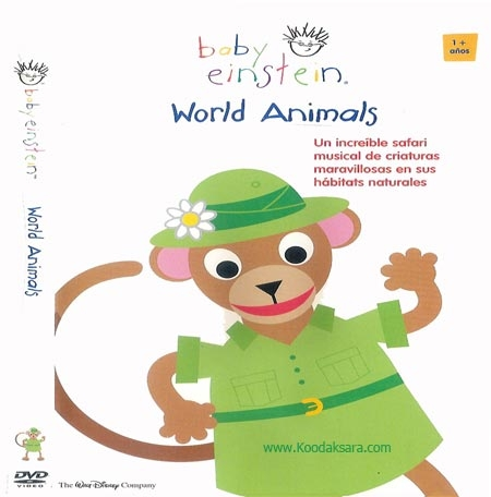 baby einstein World Animals